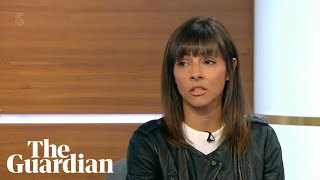 The Big Brother 'punch' that Roxanne Pallett says she overreacted to