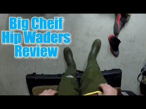 Lacrosse Big Chief Hip Waders Review