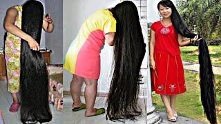 जिंदगी में सिर्फ 1 बार लगाया बाल इतने ज्यादा लम्बे हो गए तंग आकर कटवाने पड़े Super Fast Hair Growth