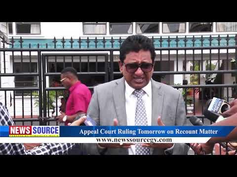Guyana News Source 2nd April 2020