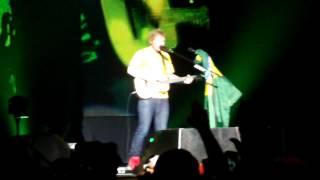 Drunk - Ed Sheeran, live in Rio de Janeiro, 04/30/2015