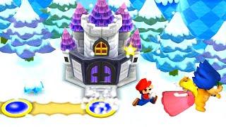 New Super Mario Bros. 2 Walkthrough - World 4 (All Star Coins)