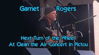 Clean the Air in Pictou: Garnet Rogers Next Turn of the Wheel