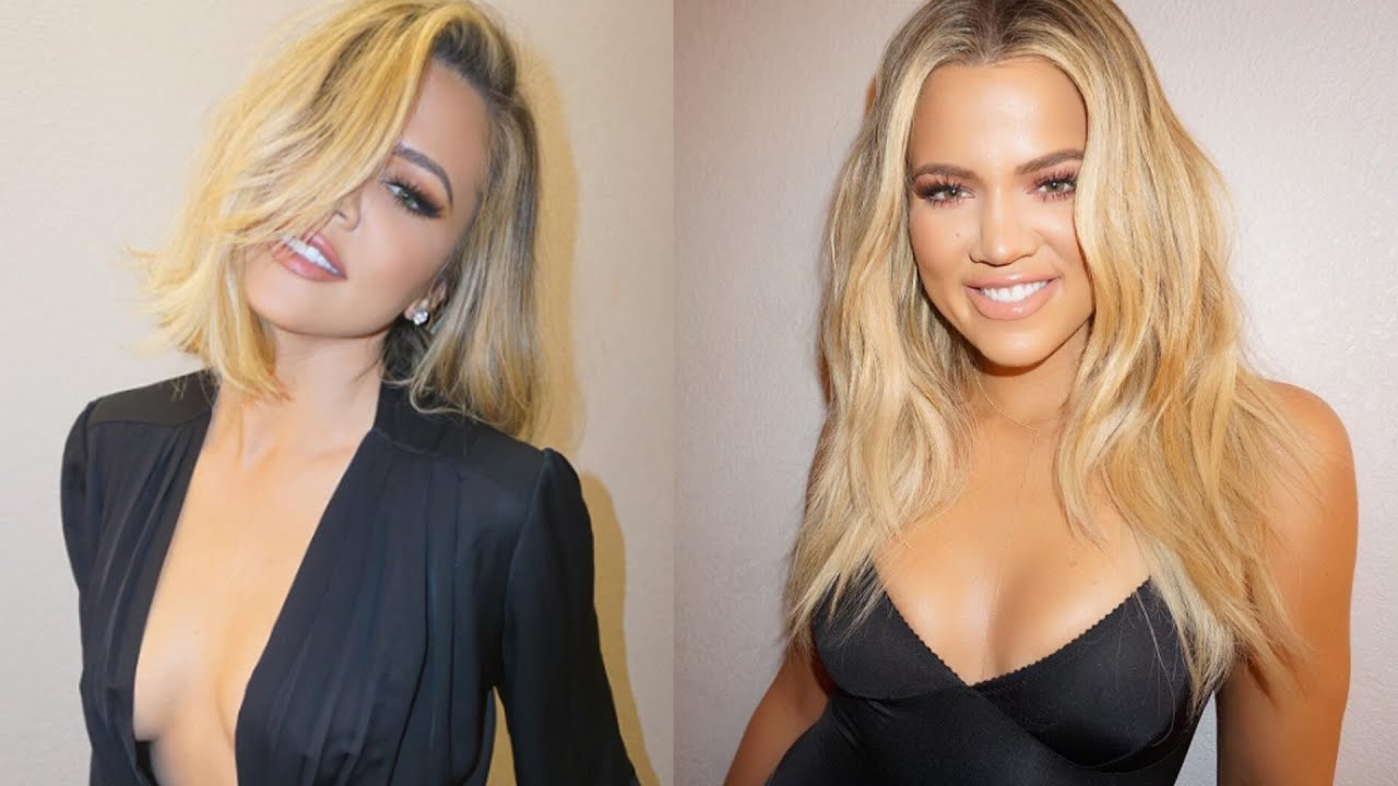 Khlo 233 Kardashian Reveals Her Hair Extension Tips Youtube