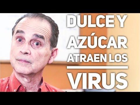 Los Dulces y El Azúcar Atraen Virus