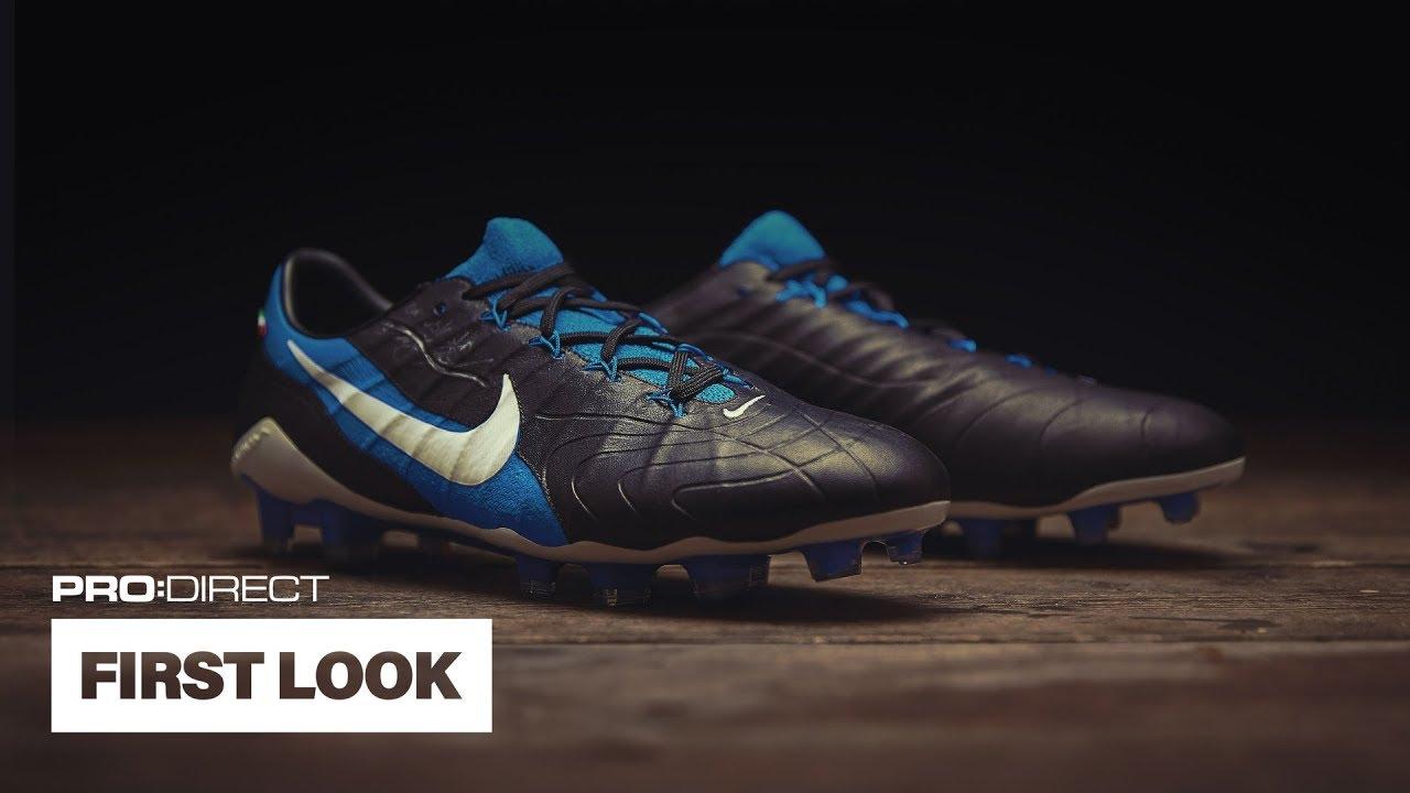 35add4559a7a FIRST LOOK: Nike Hypervenom GX Limited Edition - YouTube