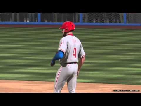 MLB Road to the show 3rd Base Number 4 Jorge Rea part 15