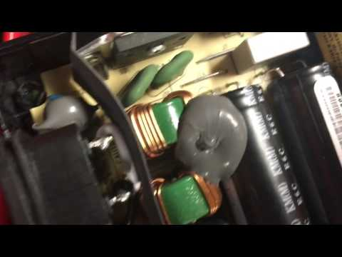 XBox1 power supply repair, clean, issue and problem