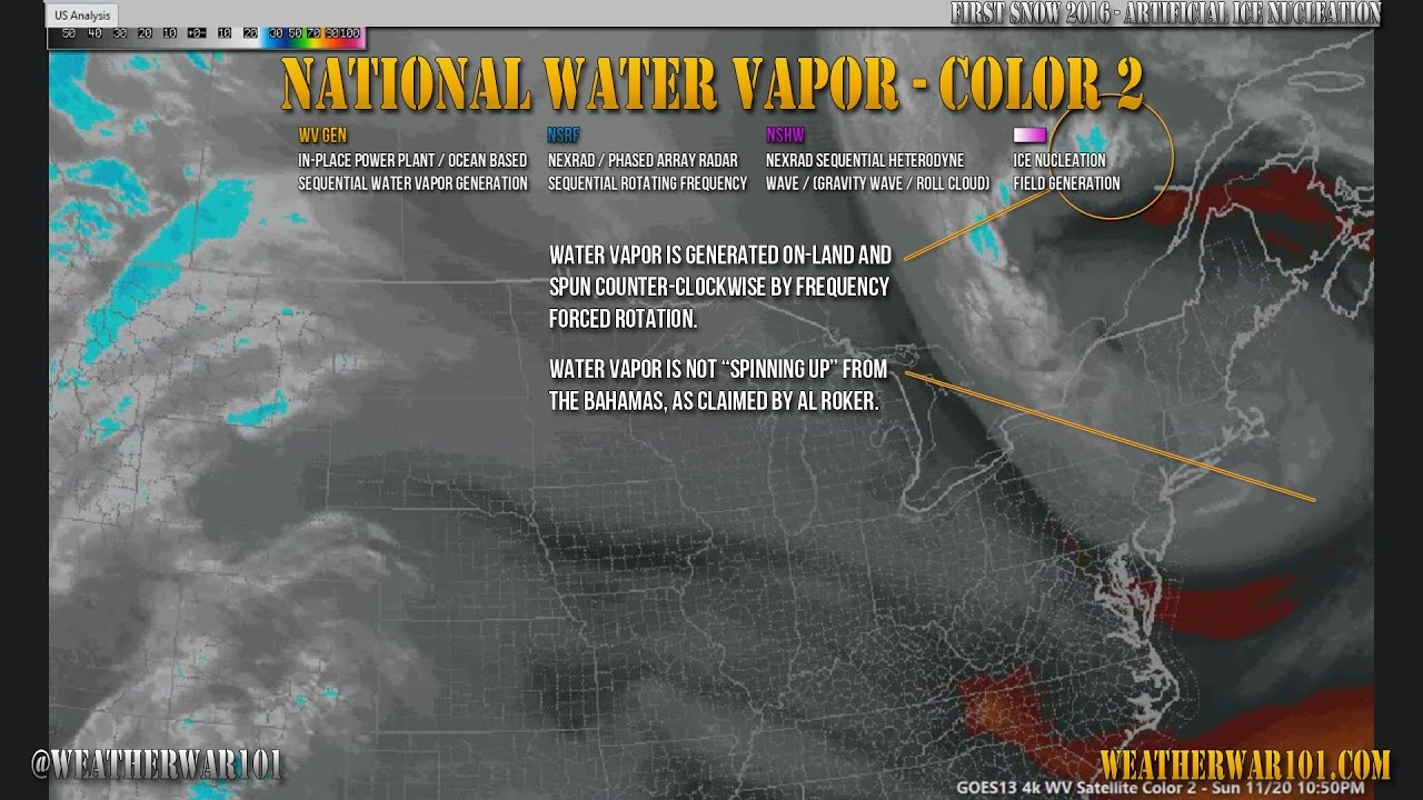 First Snow Manmade Weather Event Argos YouTube - First snow map us