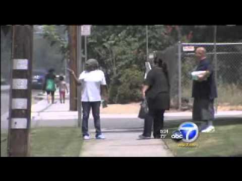 EASTSIDE Riverside street gang sweep 1200 BLOC CRIPS