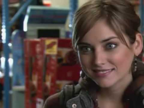 Jessica Stroup  Halo