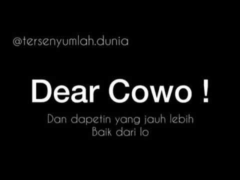 Story Wa Terbaru 30 Detik | Dear Cowo