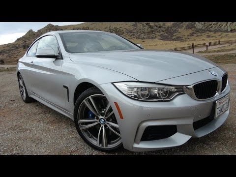 2014 BMW 435i XDrive 0-60 MPH Review