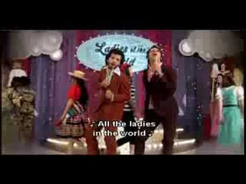 Flight of the Conchords - Ladies of the World S01 EP10