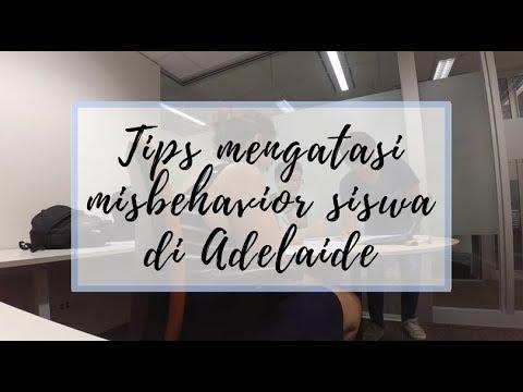 Random #37 Tips mengatasi misbehaviour siswa di Adelaide