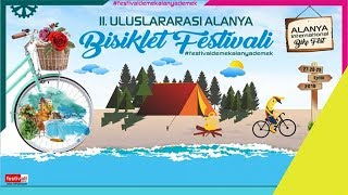 2.Uluslararası Alanya Bisiklet Festivali - Colorist Holifest Alanya
