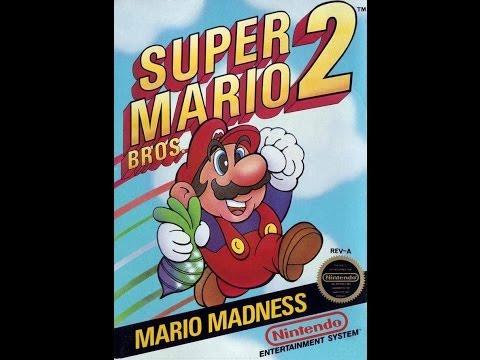 Super Mario Bros. 2 Video Walkthrough