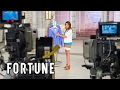 Exclusive: Inside the QVC in 360° I Fortune
