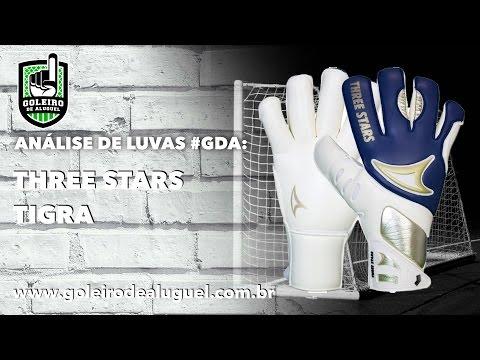 Análise de Luva #GdA: Three Stars Tigra
