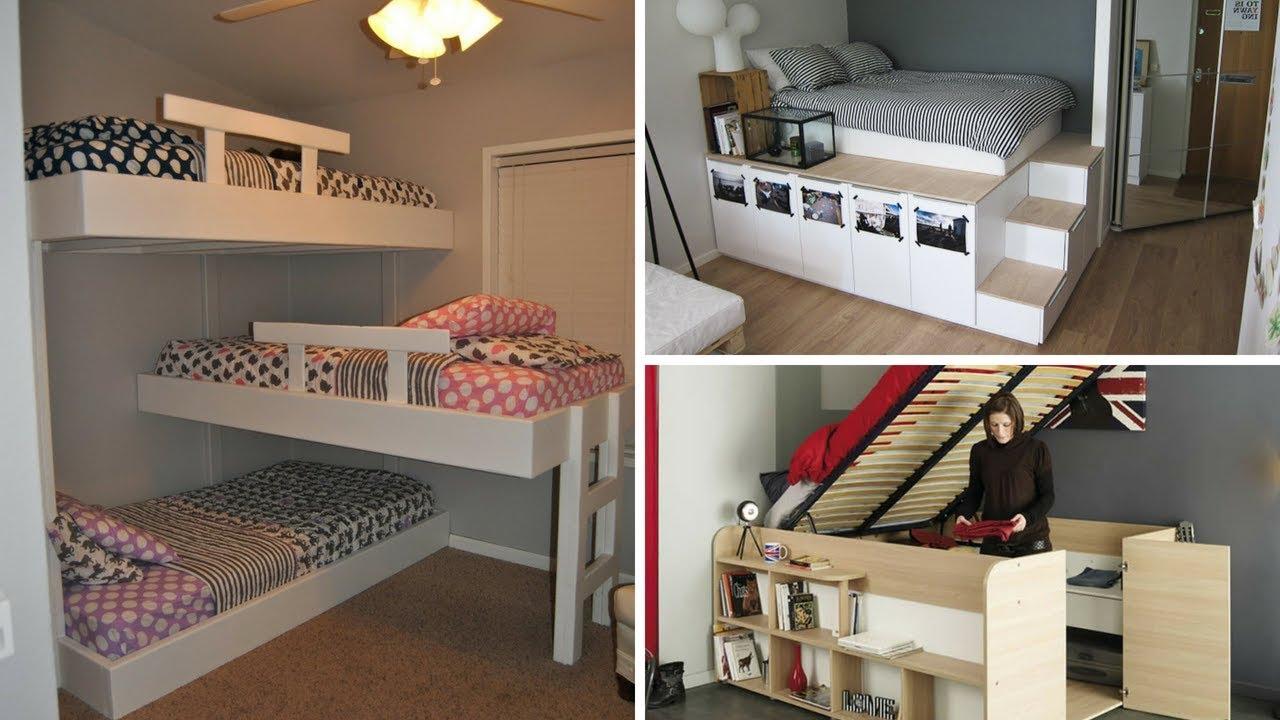 10 Small Bedroom Design Ideas Youtube