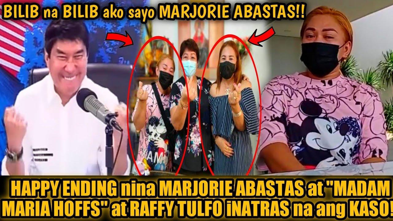 "PART 7 ""HAPPY ENDINGS"" nina 'MADAM MARIA HOFFS' at 'MARJORIE ABASTAS' NAGKA-PATAWARAN at NAGKA-AYOS!"
