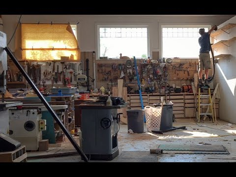 4. Transforming the Workshop - Restoring Tally Ho EP4