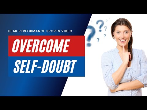 Helping Athletes Overcome Self-Doubt