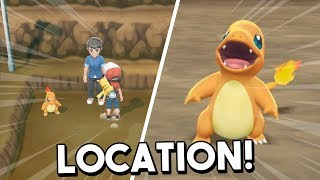 Where To Find Charmander In Pokemon Let's Go Pikachu & Let's Go Eevee! (All Locations)