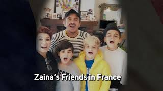 Zaina Juliette & Friends wanted in France \ Commercial
