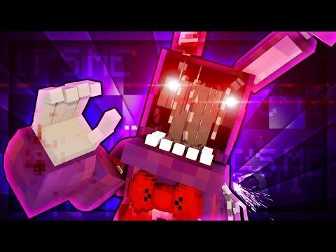 Freddy Fazbear Origins - FINDING WITHERED BONNIE! (Minecraft FNAF Roleplay) #24