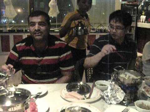 Habshan - Fujairah Pipeline OIL INN Dinner of CPECC TEAM in Fujairah - Aamir Raza Matli