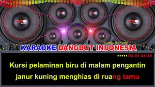 House Dangdut PELAMINAN KELABU - Mansyur S /HD Karaoke Bass Boosted