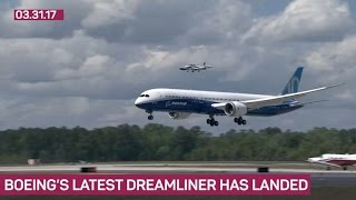 Boeing's Latest Dreamliner, the 787-10