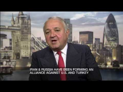 Inside Story - Growing times: Iran and Russia - 04 August 09