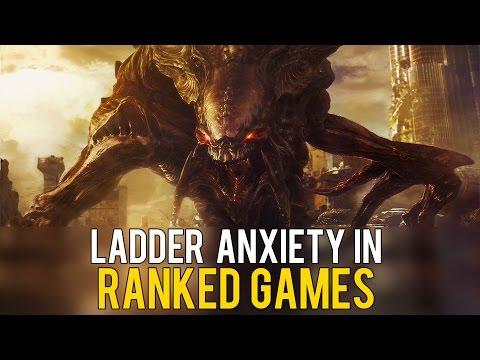 A Study On: Ladder Anxiety in Ranked Games
