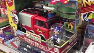 Disney Mickey Mouse Clubhouse Клуб Микки мауса Пожарная машина