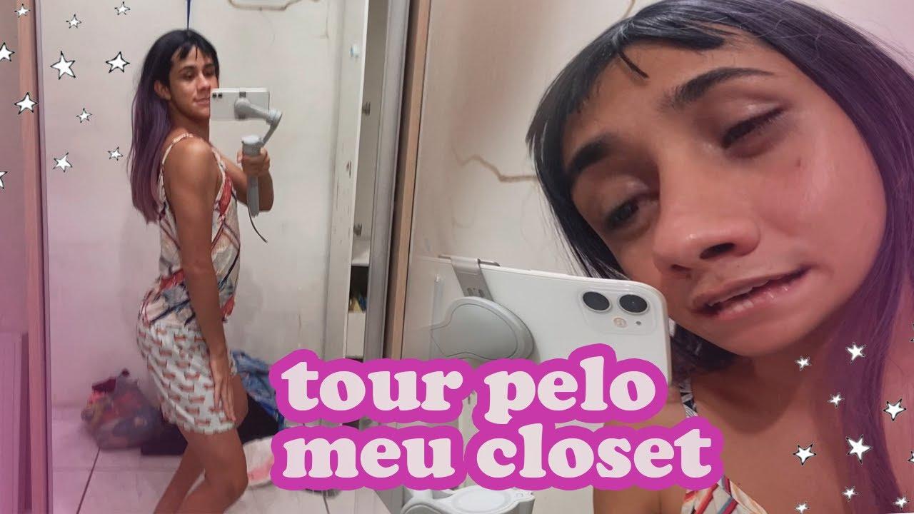 Tour pelo meu CLOSET *milionário*