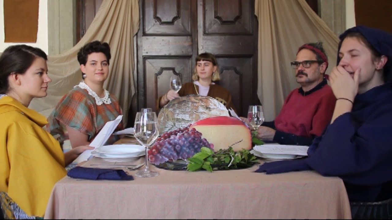 Hannah Meerman, A pause in our understanding, for our understanding: Babette's Feast (2017)