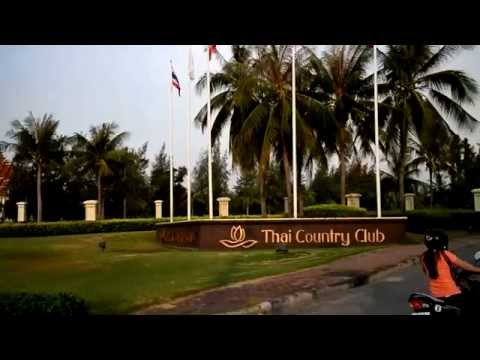 The Thai Caddie Experience / Thai Country Club, Bangkok