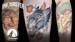 Worst Freehand Tattoos | Ink Master