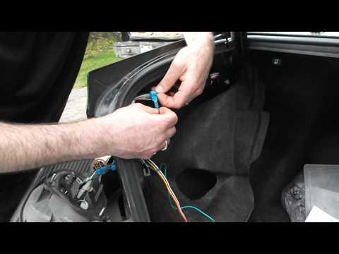 Installing Trailer Wiring Harness In 2007 Toyota Corolla - YouTubeYouTube