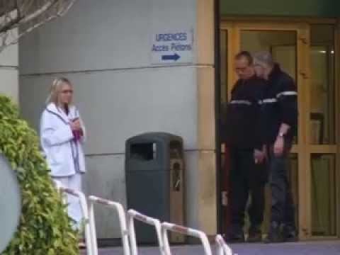 Michael Schumacher Leaves Hospital Video