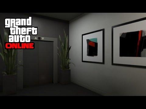 GTA 5 Online - Apartment Secret Room Glitch - YouTube