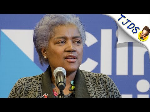 Donna Brazile Admits Donors Control Democrat Party