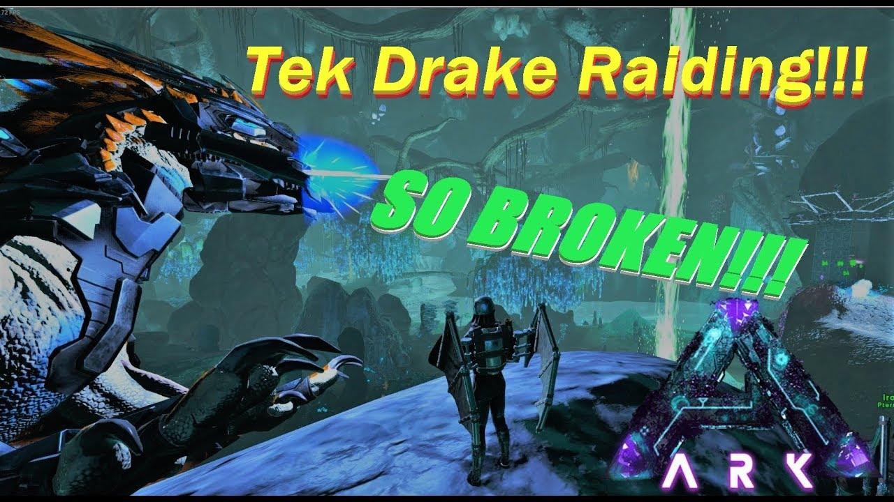 Ark - Aberration Raids- Tek Saddles ARE BROKEN!!! - Most Popular Videos