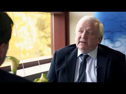Language rights - interview with Peadar Ó Flatharta