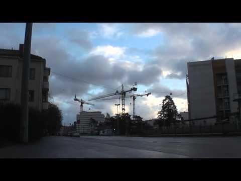 Helsinki street - Royalty Free Footage (1080p HD)