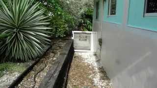 Condition Video Exterior 163 Gardenia Street, Tavernier, Florida