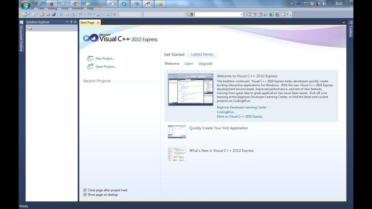 Microsoft Visual C 2010 Express Product Key