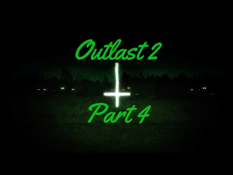 AUNT MAY IS CREEPY!! // Outlast #4